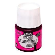 Rose Pink Vitrea 160 Glossy Glass Paint