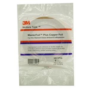7/32 Copper Backed Foil - 1.0 Mil