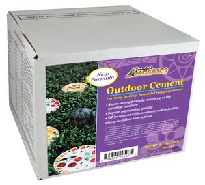 Mosaic Outdoor Cement - 20 lb