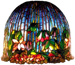 18 Quot Flowering Lotus Mold And Pattern Odyssey Lamp Kits