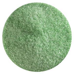 1 Lb Light Green Transparent Fine Frit - 90 COE