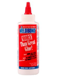 Weldbond Adhesive - 4 Oz.