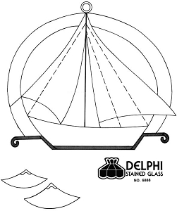 Free Sailboat Pattern