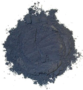 Black Powdered (Sanded) Grout - 2 Lbs