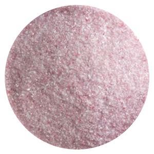 1 Lb Cranberry Pink Transparent Striker Fine Frit - 90 COE