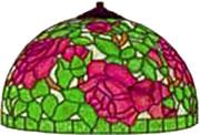 13 Rose Bouquet Lamp Pattern