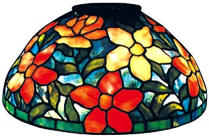 14 Peony Lamp Mold and Pattern