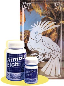 Armour Etch Cream - 3 Oz