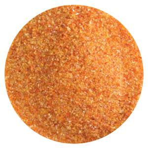 1 Lb Red Orange Transparent Fine Frit - 90 COE