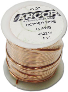 14 Gauge Copper Wire - 1 lb