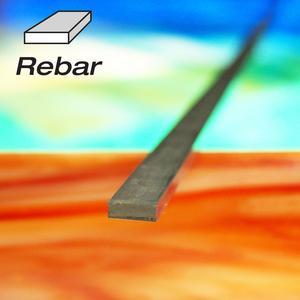 Zinc Rebar - Strip