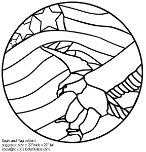 Free Noble Eagle Pattern