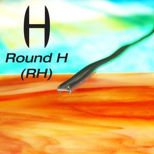 5/32 Round H Lead Came