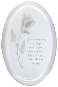 Mothers Verse Engraved Bevel