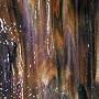 Bullseye Woodland Brown, Ivory, Black Ripple Streaky
