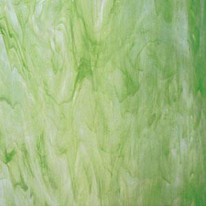 Spectrum White & Light Green Opal