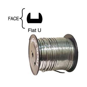 Spooled Lead - 1/8 Flat U