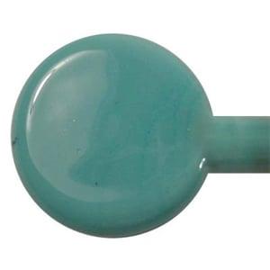 Light Turquoise Pastel Opaque 1/4 lb Bundle - 104 COE