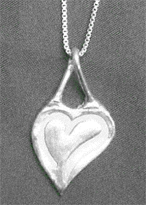 Free Silver Jewelry Clay Pendant Project Instructions