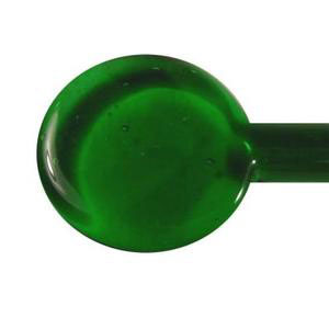 Light Emerald Green Transparent 1/4 lb Bundle - 104 COE