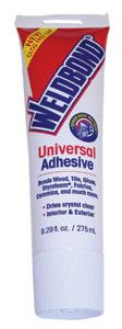 Weldbond Adhesive - 9 Oz. Tube