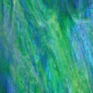 Wissmach Wispy Blue Green