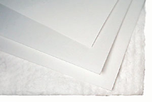 1/8 Fiber Paper Roll - 24 x 125'