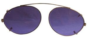 Clip On Torchwork Safety Glasses - 50mm