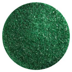 1 Lb Kelly Green Transparent Fine Frit - 90 COE