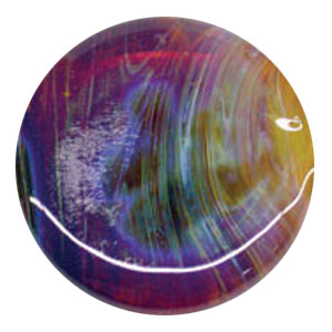 Amber, Purple Borocolour 1/4 lb Bundle - 33 COE