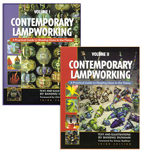 Contemporary Lampworking Volumes 1 & 2