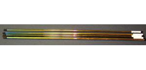 Dichroic Black Rod - 104 COE