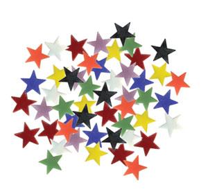 Small Star 50 Piece Assortment - 90 COE
