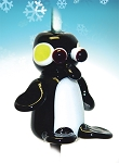 Free Glass Bead Penguin Project Instructions
