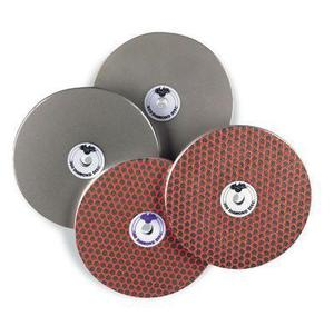 Glastar Coarse 100 Grit Grinder Disk for G-9