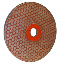 Glastar Extra Fine 600 Grit Grinder Disk For G-9
