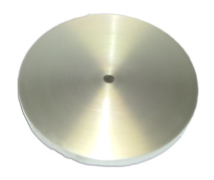 Glastar Blank Disk For G-15