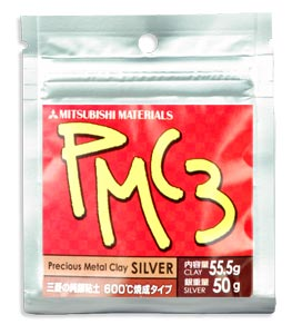 PMC3 Clay - 50 gm