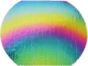 Honeycomb Pattern On Thin Black - 90 COE