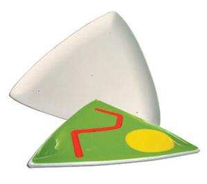 7 1/4 Triangle Plate