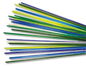 Blues And Greens Effetre Rod Assortment - 104 COE