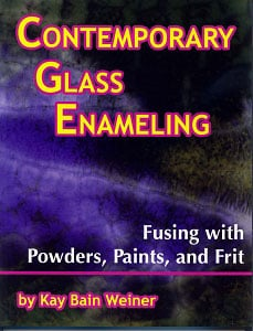 Contemporary Glass Enameling