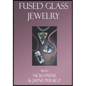 Fused Glass Jewelry DVD