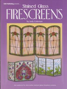 Stained Glass Firescreens