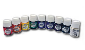 Pebeo Glossy Paint Set