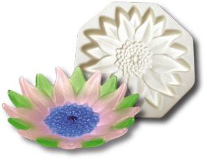 Summer Floral Casting Mold