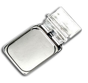 Belt Buckle Blank - Square