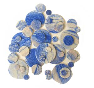 Bubbles Circles Assortment - 40 Pieces