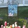 Garden Panel Stand