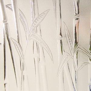 16 x 20 Clear Bamboo Frost